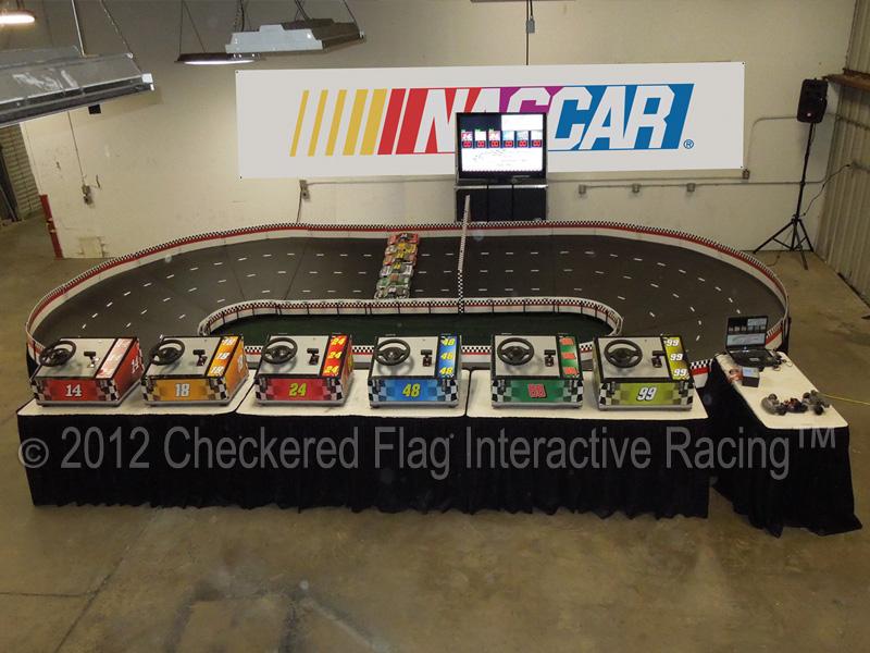 Checkered Flag Interactive Racing