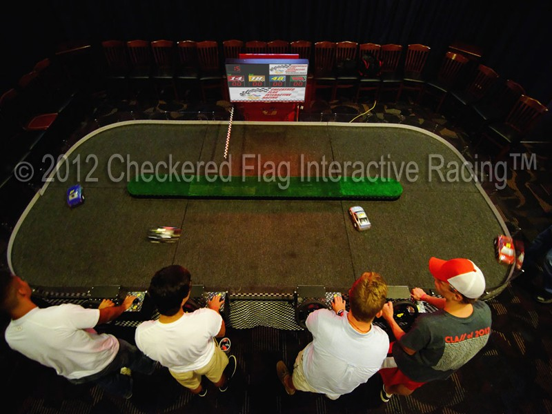 Checkered Flag Interactive Racing